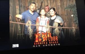 Kristina attended 13th Floor Austin - Good for 9/22 Only on Sep 22nd 2018 via VetTix