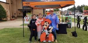 John attended Oklahoma State University Cowboys vs Iowa State - NCAA Football on Oct 6th 2018 via VetTix