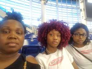 Michelle attended Miami Marlins vs. Cincinnati Reds - MLB on Sep 21st 2018 via VetTix