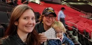 Marcia attended 25th PBR Unleash the Beast Tickets on Oct 7th 2018 via VetTix