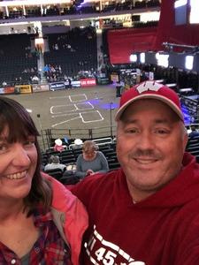 William attended 25th PBR Unleash the Beast Tickets on Oct 7th 2018 via VetTix