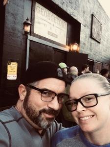 Amanda attended Georgetown Morgue on Sep 21st 2018 via VetTix