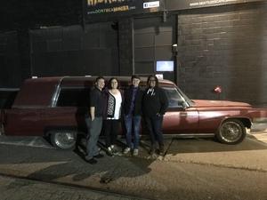 Christina attended Georgetown Morgue on Sep 21st 2018 via VetTix