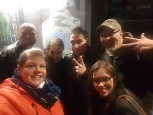 Joel attended Georgetown Morgue on Sep 21st 2018 via VetTix