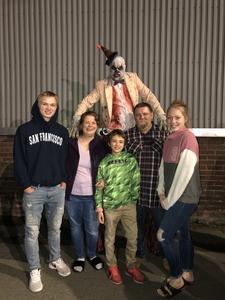 Gene attended Georgetown Morgue on Sep 21st 2018 via VetTix