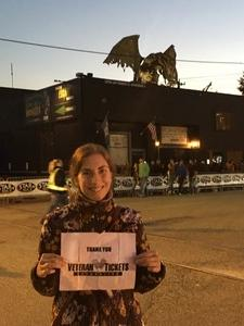 Angel attended Georgetown Morgue on Sep 21st 2018 via VetTix