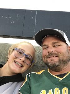 Chris attended Oakland Athletics vs. Minnesota Twins - MLB on Sep 21st 2018 via VetTix