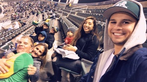 Alicia attended Oakland Athletics vs. Minnesota Twins - MLB on Sep 21st 2018 via VetTix