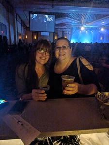 April attended Thunder from Down Under - 18 and Over - Presented by the Twin River Event Center on Oct 6th 2018 via VetTix