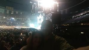 Steven attended Taylor Swift Reputation Stadium Tour - Pop on Sep 22nd 2018 via VetTix