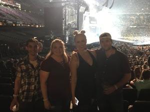 Paula attended Taylor Swift Reputation Stadium Tour - Pop on Sep 22nd 2018 via VetTix