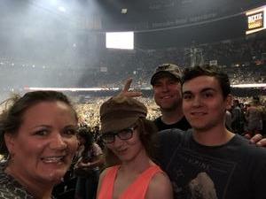 Jenn W attended Taylor Swift Reputation Stadium Tour - Pop on Sep 22nd 2018 via VetTix