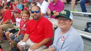 Ryan attended NC State Wolfpack vs. Boston College - NCAA Football - Time Tba on Oct 6th 2018 via VetTix
