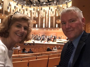Jerome attended Sibelius Symphonies - Presented by the Baltimore Symphony Orchestra on Oct 7th 2018 via VetTix