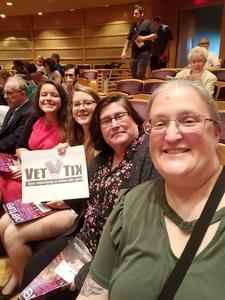 Lauren attended Sibelius Symphonies - Presented by the Baltimore Symphony Orchestra on Oct 7th 2018 via VetTix