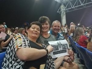 HEIDI attended Niall Horan: Flicker World Tour 2018 - Pop on Sep 22nd 2018 via VetTix