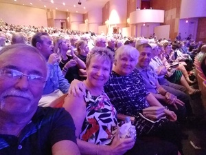 Daniel attended The Phoenix Symphony Presents- Sinatra and Friends on Sep 23rd 2018 via VetTix