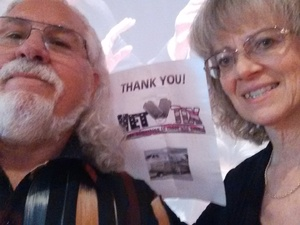 Dave attended The Phoenix Symphony Presents- Sinatra and Friends on Sep 23rd 2018 via VetTix