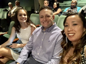 Anthony attended Street Scene - Presented by the Virginia Opera on Sep 28th 2018 via VetTix