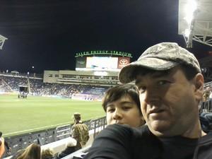 Joel attended Army vs. Navy Cup Vli - Collegiate Soccer on Oct 12th 2018 via VetTix