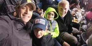 T.W. attended Army vs. Navy Cup Vli - Collegiate Soccer on Oct 12th 2018 via VetTix