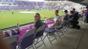 Robert attended Orlando City SC vs. Houston Dynamo - MLS on Sep 22nd 2018 via VetTix