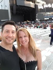 Joshua attended Live Nation Presents Def Leppard / Journey - Pop on Sep 23rd 2018 via VetTix