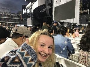 Scott attended Live Nation Presents Def Leppard / Journey - Pop on Sep 23rd 2018 via VetTix