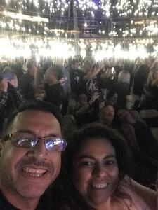 Raul attended Live Nation Presents Def Leppard / Journey - Pop on Sep 23rd 2018 via VetTix