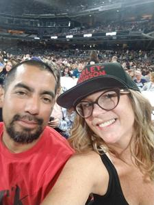 Nicholas attended Live Nation Presents Def Leppard / Journey - Pop on Sep 23rd 2018 via VetTix