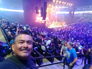 Jason attended Deep Purple/judas Priest at the Pepsi Center on Sep 23rd 2018 via VetTix