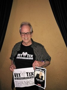 David attended Joan Baez Fare Thee Well Tour 2018 on Oct 2nd 2018 via VetTix