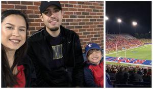 Gabe attended SMU Mustangs Football vs. University of Houston Cougars - NCAA Football on Nov 3rd 2018 via VetTix