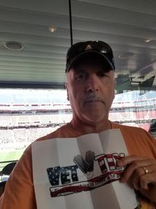 Robert attended San Jose State vs. Army - NCAA Football on Oct 13th 2018 via VetTix