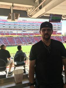 Mark attended San Jose State vs. Army - NCAA Football on Oct 13th 2018 via VetTix