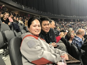 Nino attended 2018 Professional Bull Riders World Finals 25th PBR Unleash the Beast - Day Two on Nov 8th 2018 via VetTix