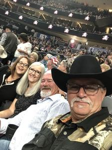 Kenny attended 2018 Professional Bull Riders World Finals 25th PBR Unleash the Beast - Day Two on Nov 8th 2018 via VetTix