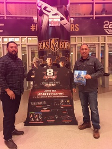 WILLIAM attended 2018 Professional Bull Riders World Finals 25th PBR Unleash the Beast - Day Two on Nov 8th 2018 via VetTix