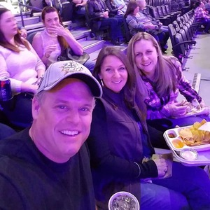 Leslie attended 2018 Professional Bull Riders World Finals 25th PBR Unleash the Beast - Day Two on Nov 8th 2018 via VetTix