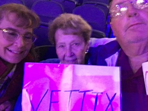 Frank attended 2018 Professional Bull Riders World Finals 25th PBR Unleash the Beast - Day Two on Nov 8th 2018 via VetTix