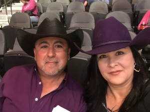 Humberto attended 2018 Professional Bull Riders World Finals 25th PBR Unleash the Beast - Day Two on Nov 8th 2018 via VetTix