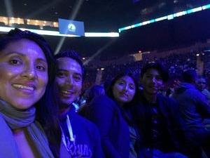 Mery attended Bellator 208 - Fedor vs. Sonnen - Live Mixed Martial Arts on Oct 13th 2018 via VetTix