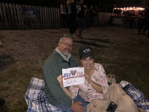 Cristi attended Billy Idol on Sep 28th 2018 via VetTix
