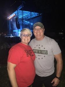 Randall attended Billy Idol on Sep 28th 2018 via VetTix
