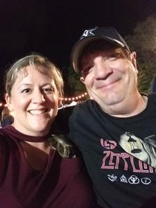 Stacie attended Billy Idol on Sep 28th 2018 via VetTix