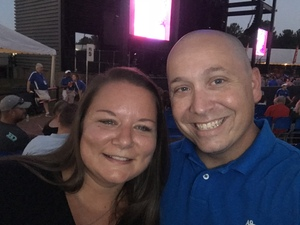 Franklin attended Cole Swindell and Dustin Lynch: Reason to Drink Another Tour on Oct 5th 2018 via VetTix