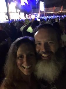 Jon attended Cole Swindell and Dustin Lynch: Reason to Drink Another Tour on Oct 5th 2018 via VetTix