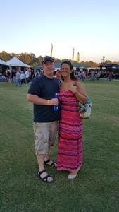 Dale attended Cole Swindell and Dustin Lynch: Reason to Drink Another Tour on Oct 5th 2018 via VetTix