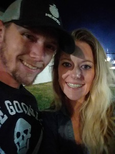 Cary attended Cole Swindell and Dustin Lynch: Reason to Drink Another Tour on Oct 5th 2018 via VetTix