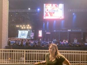 Jennifer attended Rock Allegiance - Alternative Rock on Oct 6th 2018 via VetTix